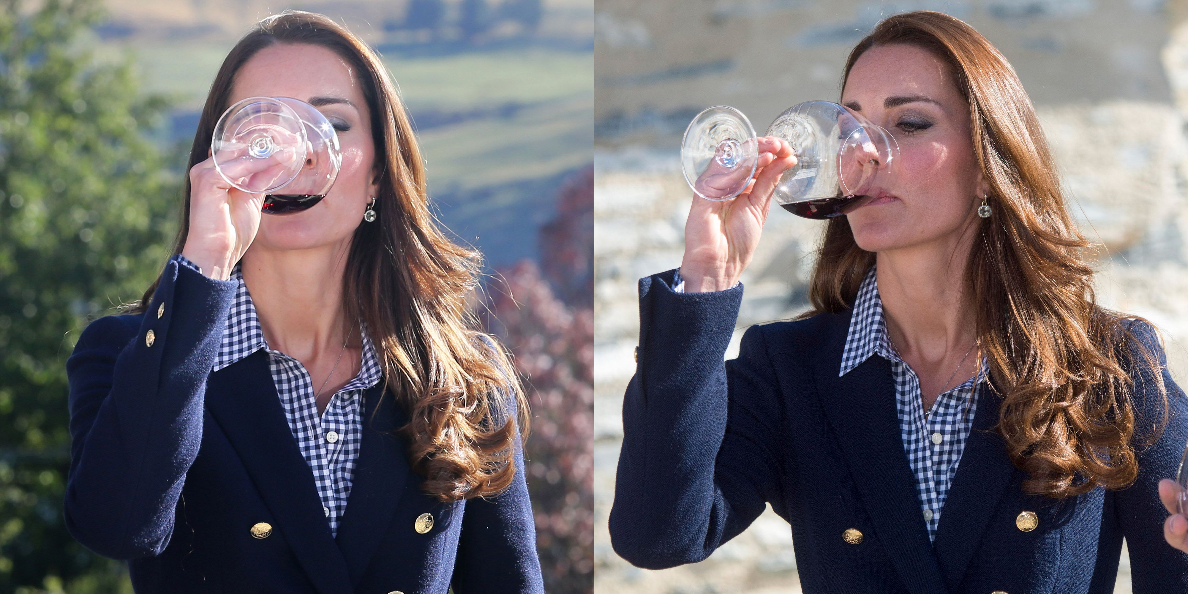 Kate Middleton Founded An All Girls Drinking Club In College Kate