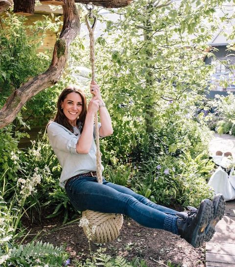kate middleton chelsea garden