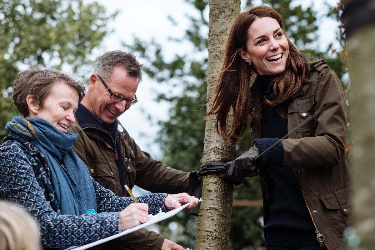 Why Kate Middleton didn't win a medal for her Chelsea garden