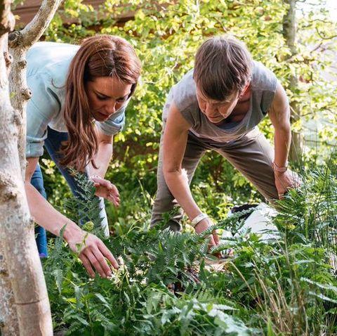 Kate Middleton Back to Nature Chelsea Flower Show garden 2019
