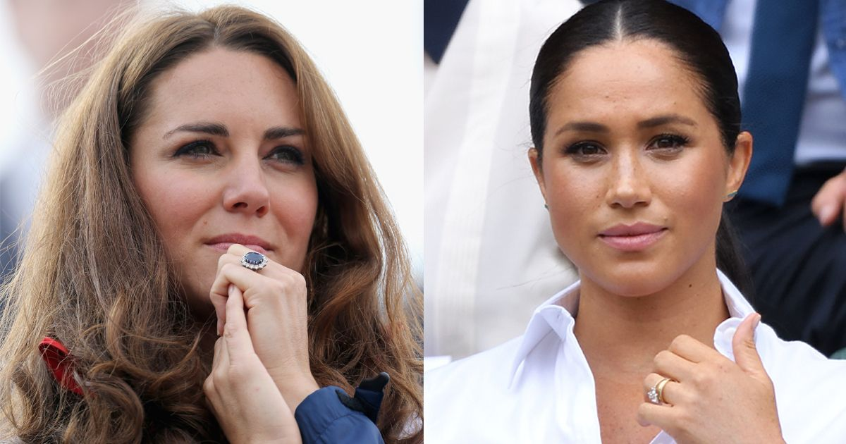 kate middleton s engagement ring was meant for meghan markle engagement ring was meant for meghan markle