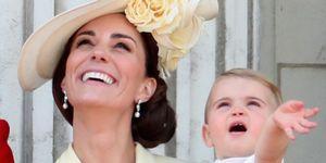 Royal Family News: Kate Middleton svela l'hobby del principino Louis