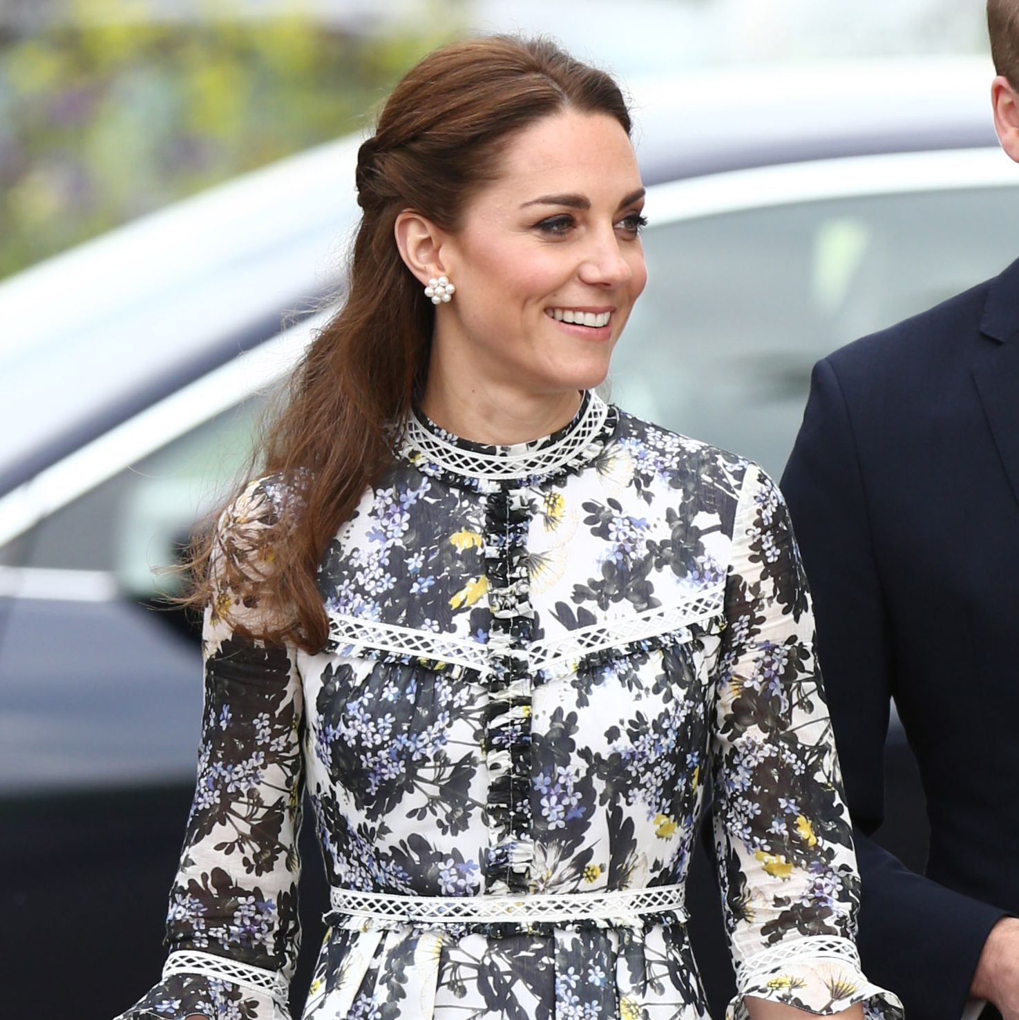 Kate Middleton's floral Erdem dress also belongs to Princess Eugenie and the Duchess of Kent