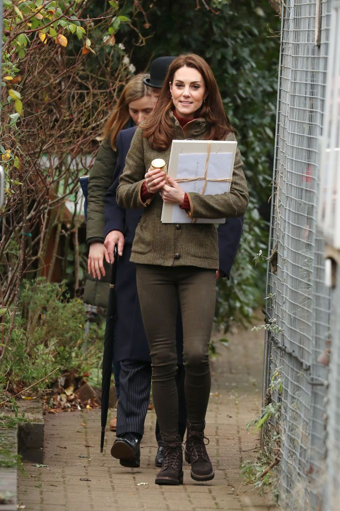 Kate Middleton will co-design a garden at the Chelsea Flower Show 2019