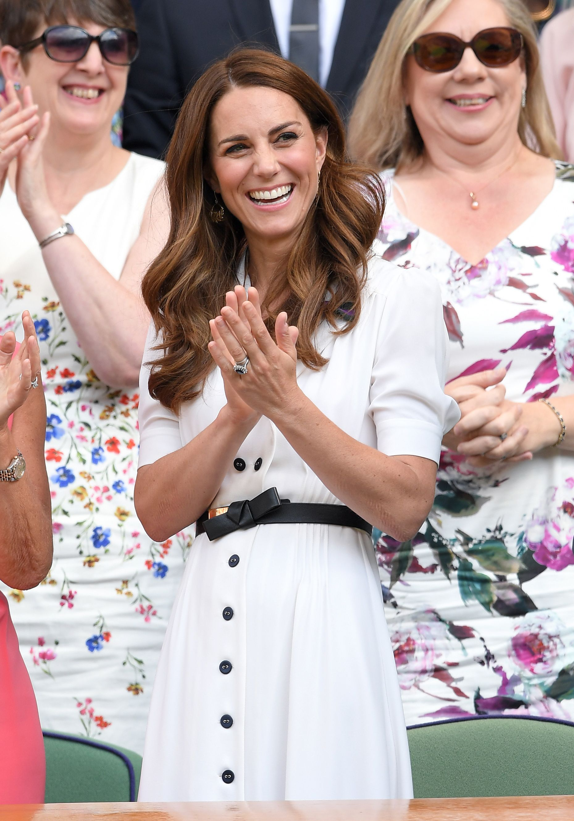 Kate Middleton Looked Radiant in Stella McCartney at Archie's Christening