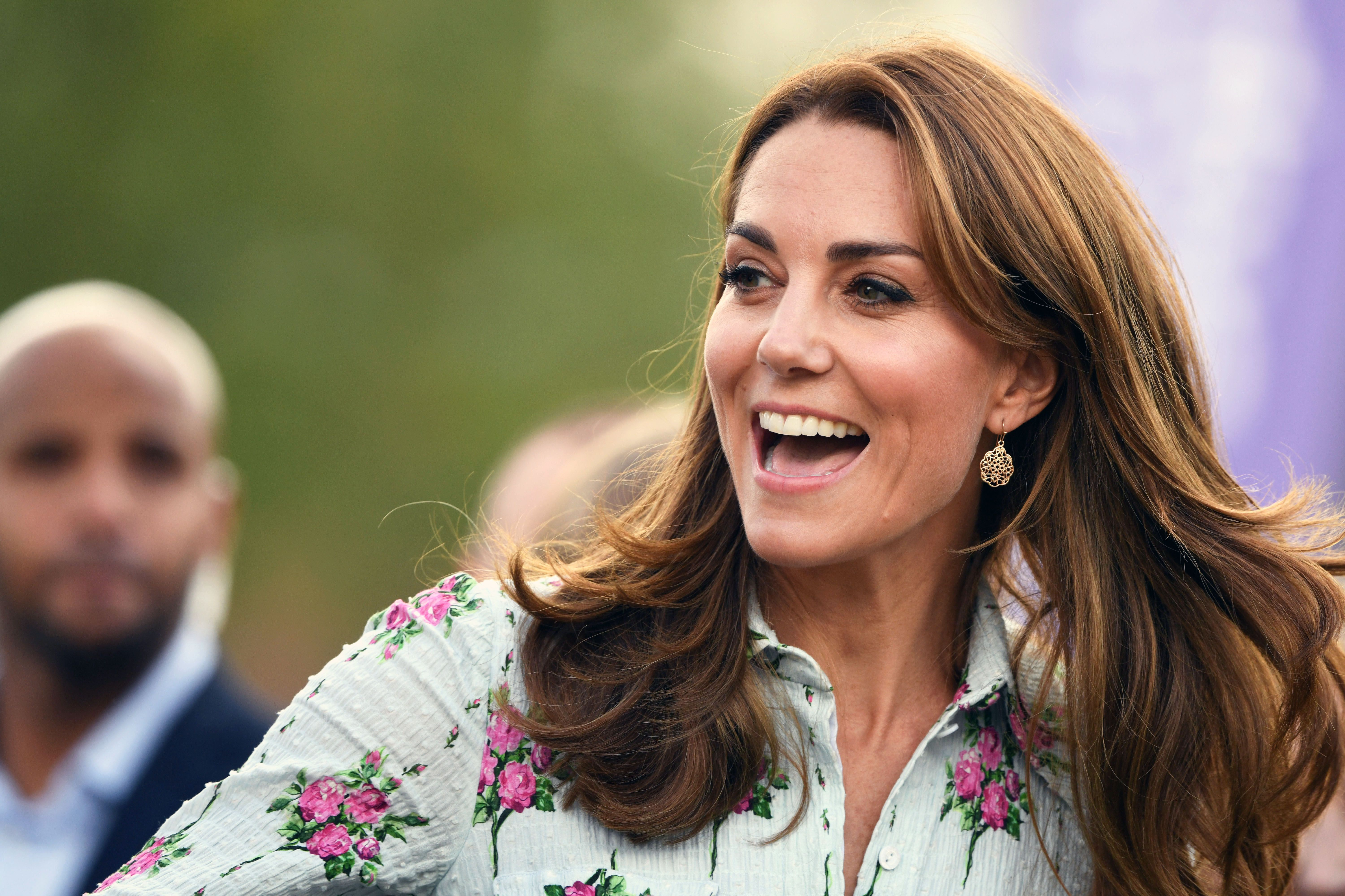 Did the Duchess of Cambridge just wear £1.50 high street earrings to the RHS Garden Festival?