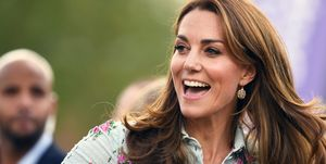 The Duchess Of Cambridge Attends ''Back to Nature'' Festival