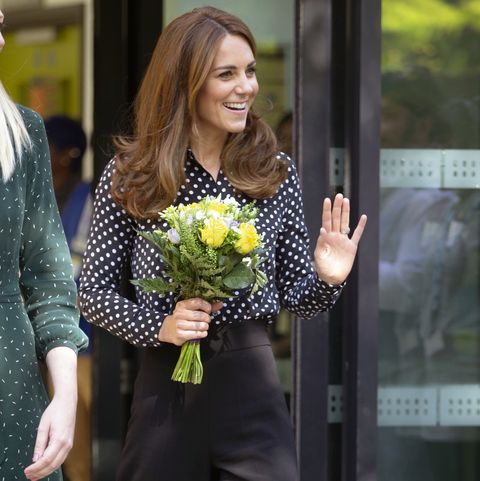 The Duchess Of Cambridge Visits The Family Nurse Partnership