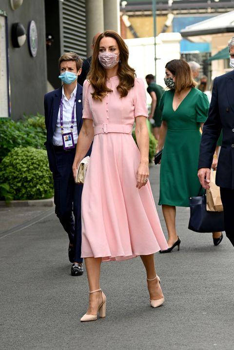 Kate Middleton at Wimbledon