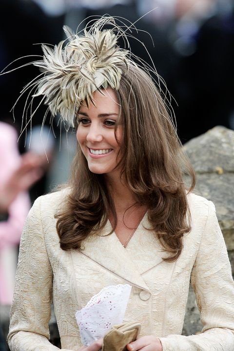 Kate Middleton at Wedding of Laura Parker-Bowles