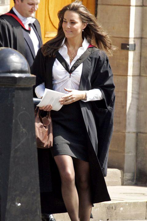 ケイト・ミドルトン キャサリン妃 卒業式