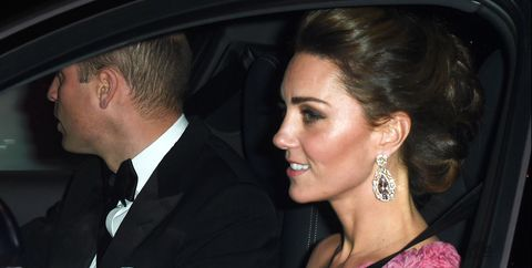 Kate Middleton Attending Prince Charless 70th Birthday Party