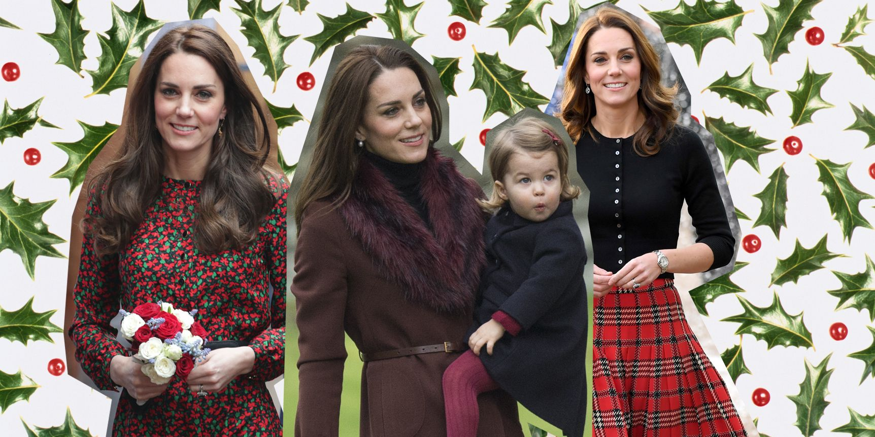 Kate Middleton draagt dit met Kerst