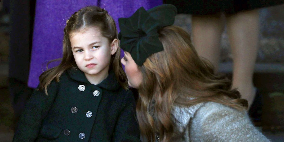 """Prince William and Kate Middleton Use a """"Chat Sofa"""" to Discipline George, Charlotte, and Louis"""