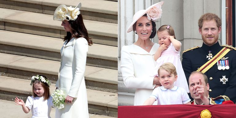 Matrimonio Meghan E Harry : Il look di kate middleton al matrimonio meghan e harry