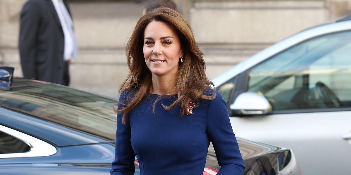 Kate Middleton brengt een kleine ode aan prinses Diana met deze look - VOGUE Nederland