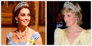 Kate Middleton's Stunning Lover's Knot Tiara