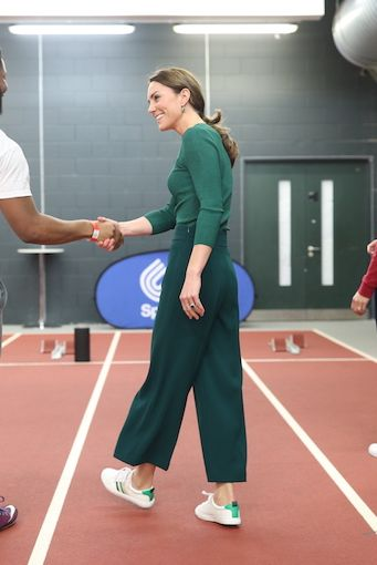 kate middleton ms trainers