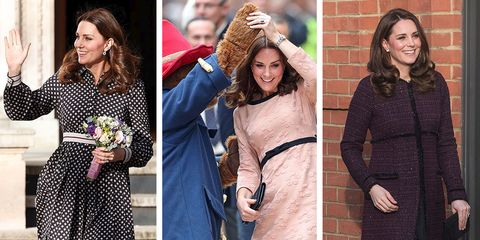 kate middleton maternity style - lead