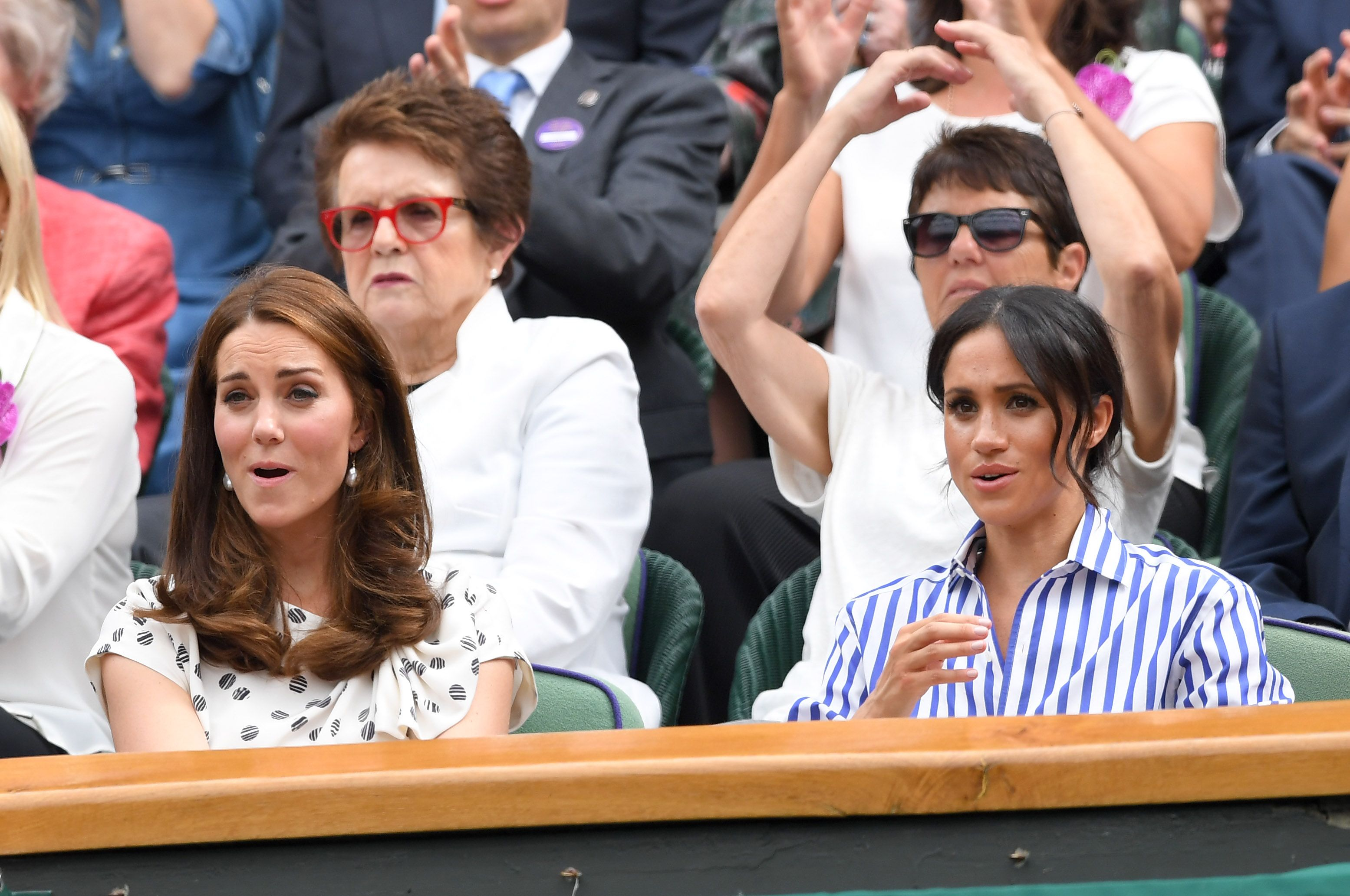 Is this the reason why Kate Middleton and Meghan Markle don't wear diamonds before 6pm?