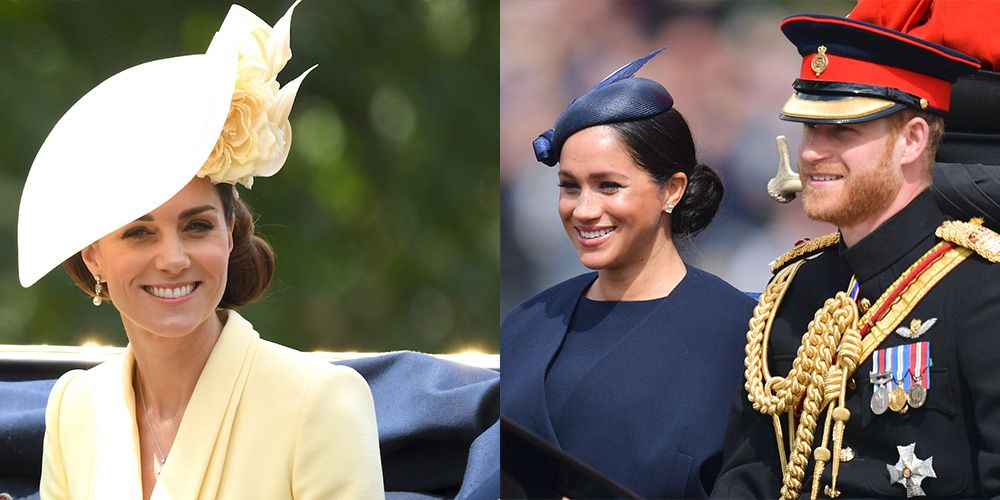 See Kate Middleton's Touching Nod to Meghan Markle at