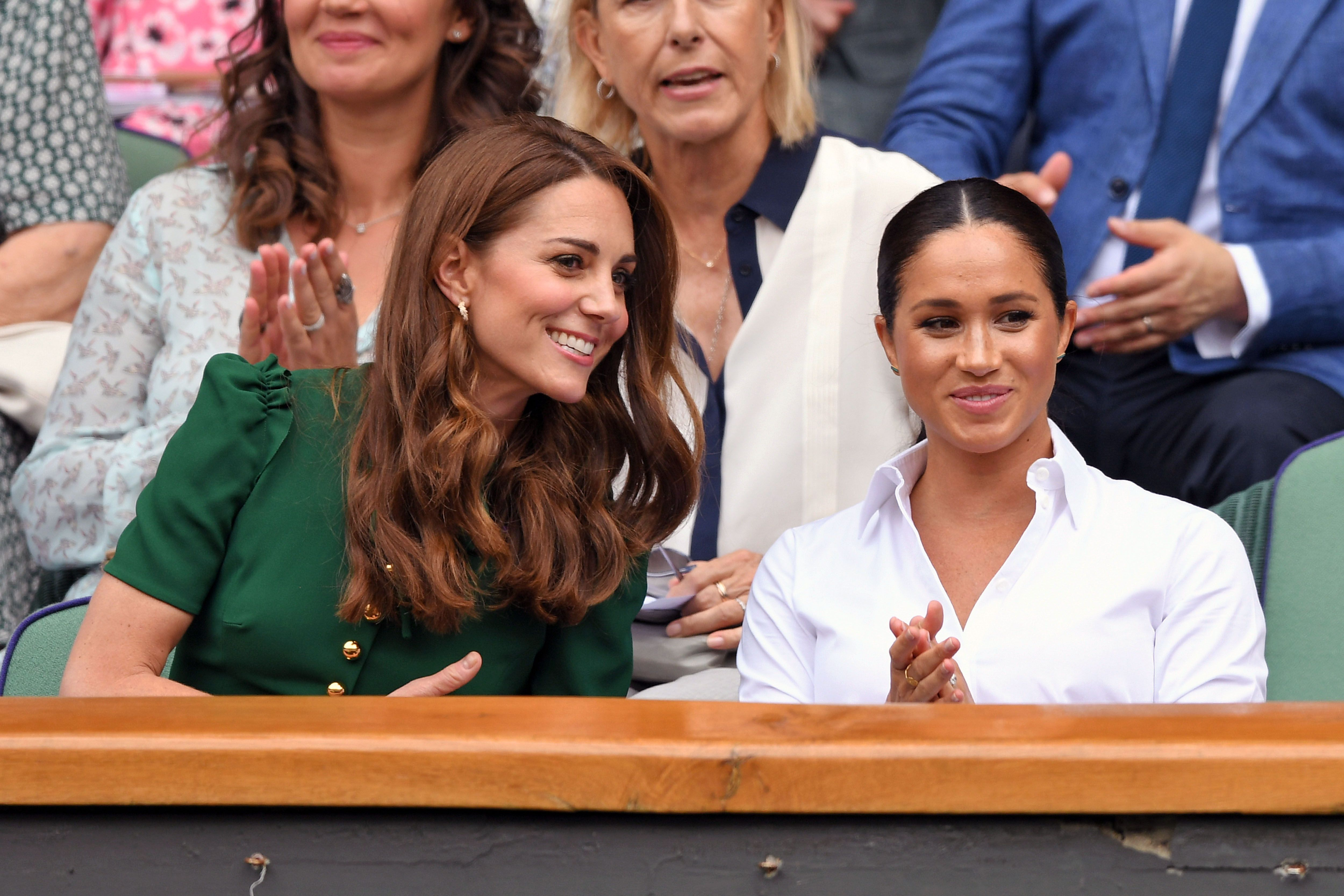 "Meghan Markle and Kate Middle Have Reportedly ""Strengthened"" Their Relationship"