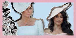 Kate Middleton in tranen door Meghan Markle, royal ruzie