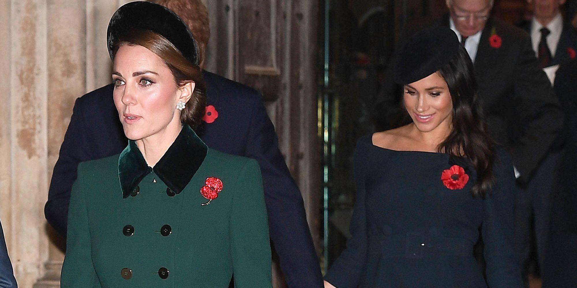 Kate Middleton batte la popolarità di Meghan Markle, ecco perché