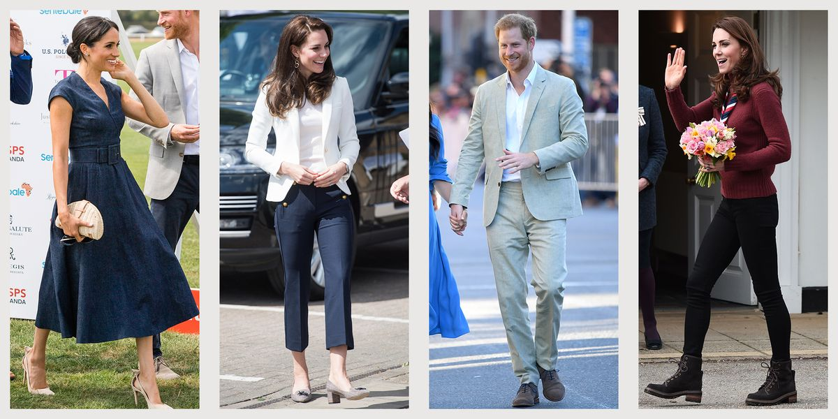 14 Times Meghan Markle, Kate Middleton, and Prince Harry Killed It in J.Crew