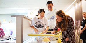 kate middleton midwives ward
