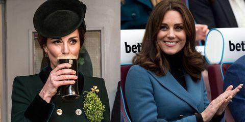 Kate Middleton nail polish
