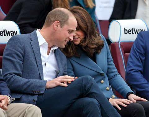 Kate Middleton nails