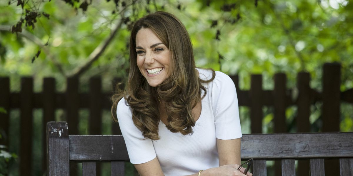 The sweet story behind Kate Middleton's new necklace