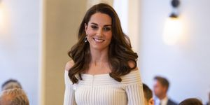 kate middleton off the shoulder dress