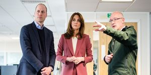 kate middleton pantsuit nhs call center