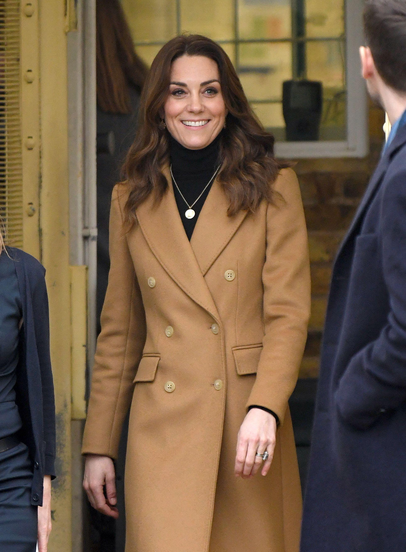 Kate Middleton wears a secret memento of her children