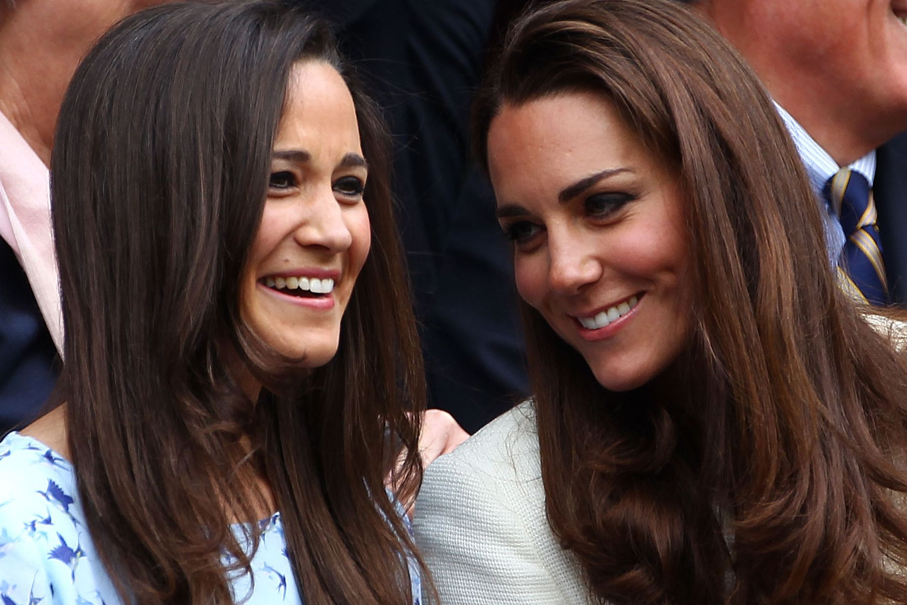 Kate and Pippa Middleton Had Secret Jobs That You've Never Heard About
