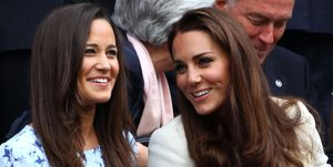Kate Middleton Pippa Middleton