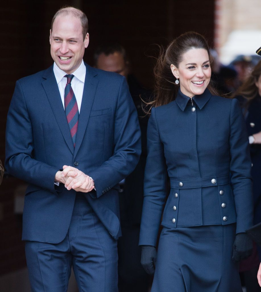 Prince William and Kate Middleton have a 'date night' planned next week