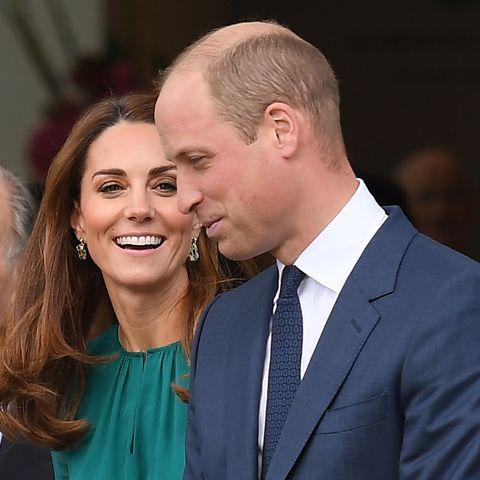 Kate Middleton, Prince William, PDA,public affection