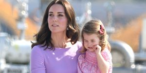 Kate Middleton had to do an emergency toilet stop with Princess Charlotte in a random London pub
