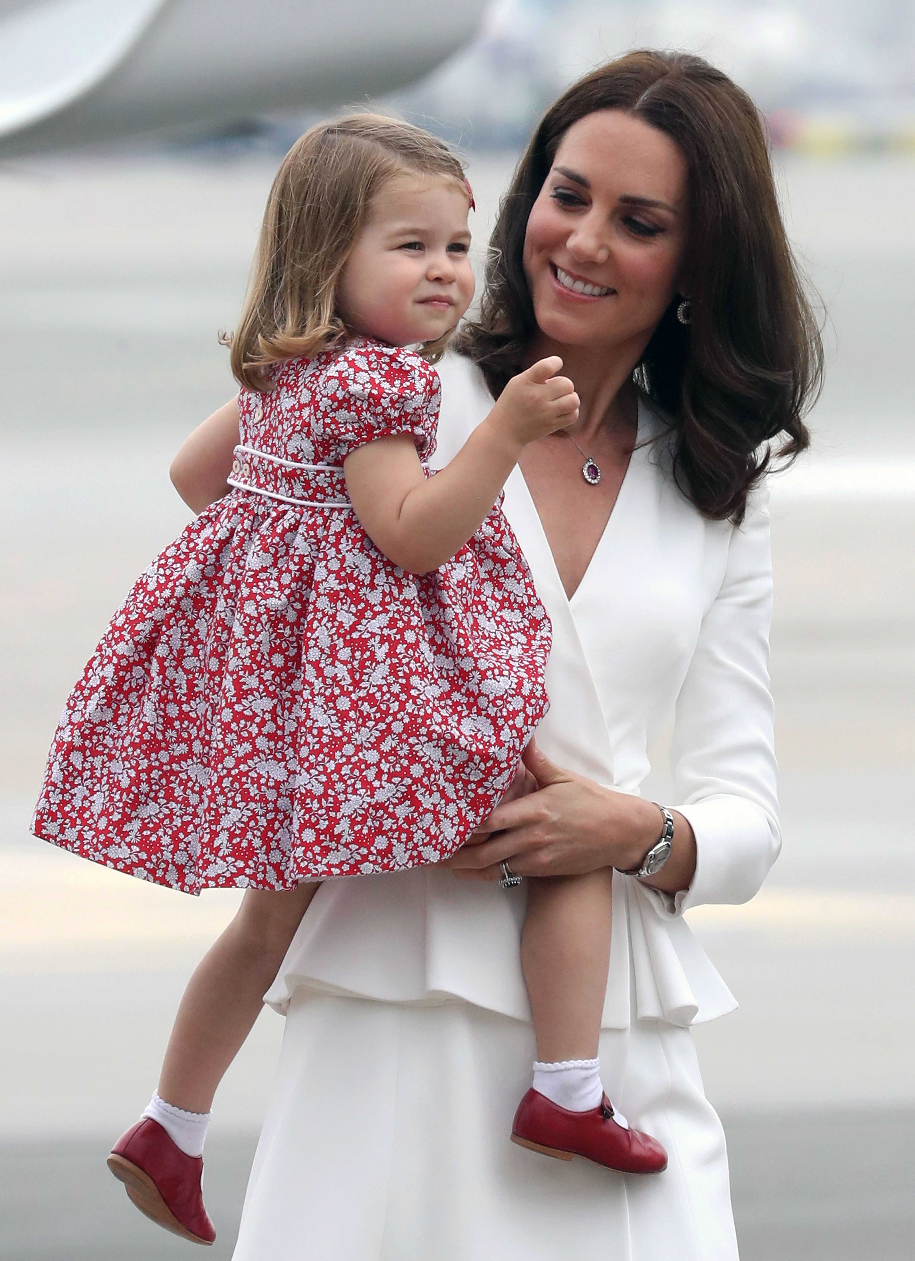 Kate Middleton Releases One of Her Favorite Personal Photos of Princess Charlotte