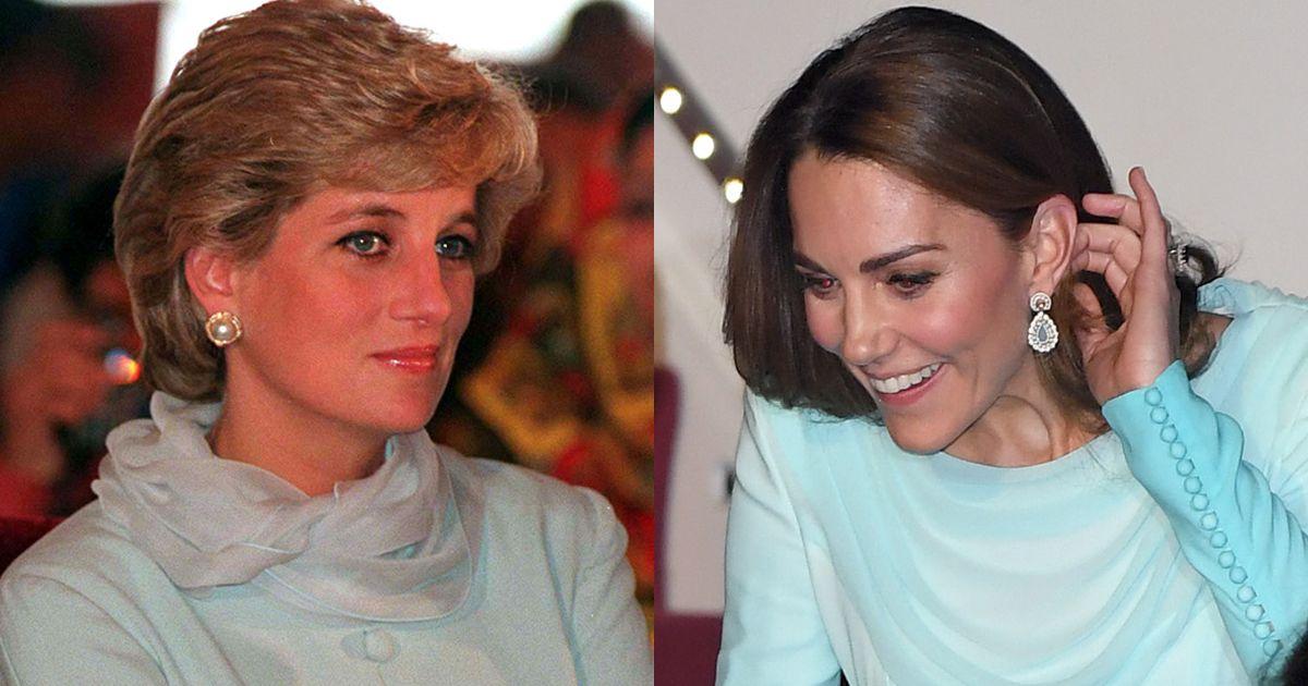 Every Kate Middleton Pakistan Royal Tour outfit so far