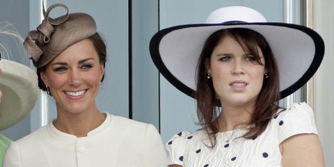 fd4abe1f3d7a9 Kate Middleton Might Skip Princess Eugenie s Wedding Because of Pippa  Middleton