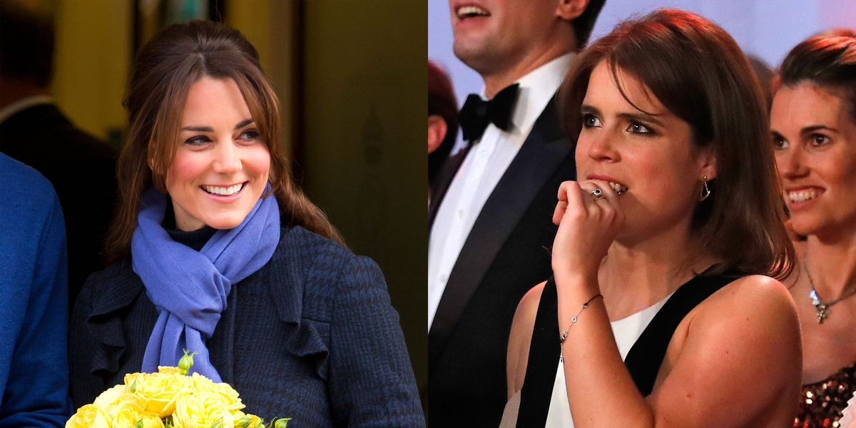 Royal Engagement Rings Princess Eugenie And Kate