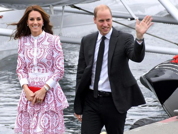 Prince William e Kate incontri immagini