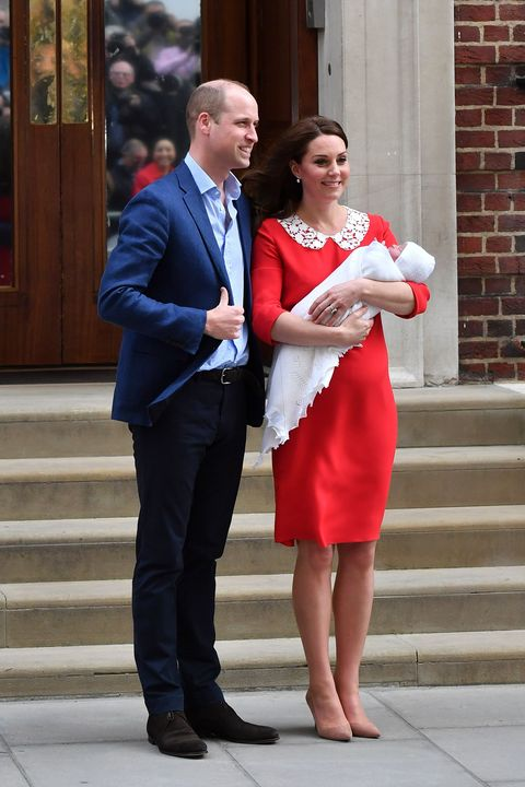 ffc2a52a84e Kate Middleton s Maternity Dress Paid Homage to Princess Diana