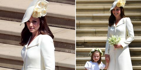 40ca07d7e3f Turns out Kate Middleton DIDN T recycle her dress for the royal wedding