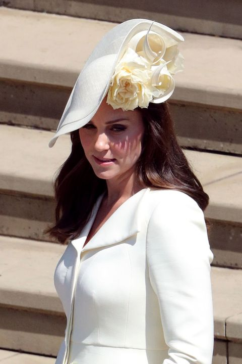 Royal Wedding Fascinators — Hats and Hatinators at Meghan and Harrys ... 5092d023449