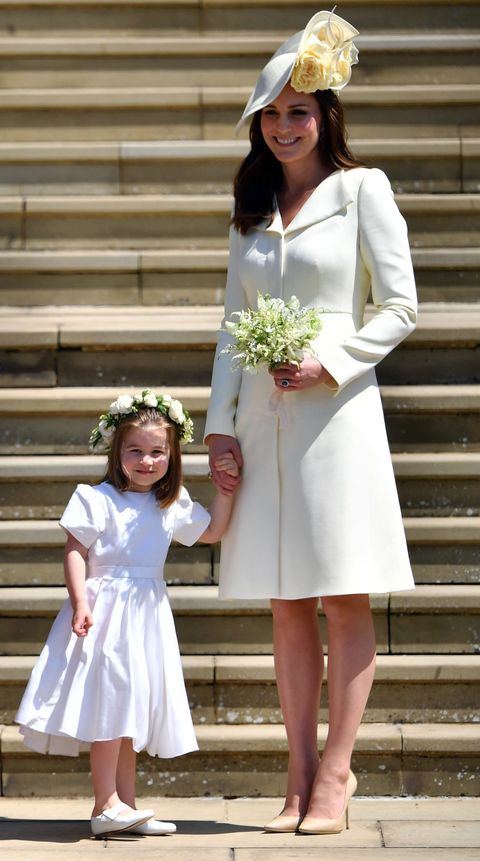 why kate middleton recycled a look for prince harry s wedding why kate middleton recycled a look for